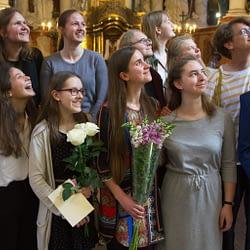 Paauglių grupė