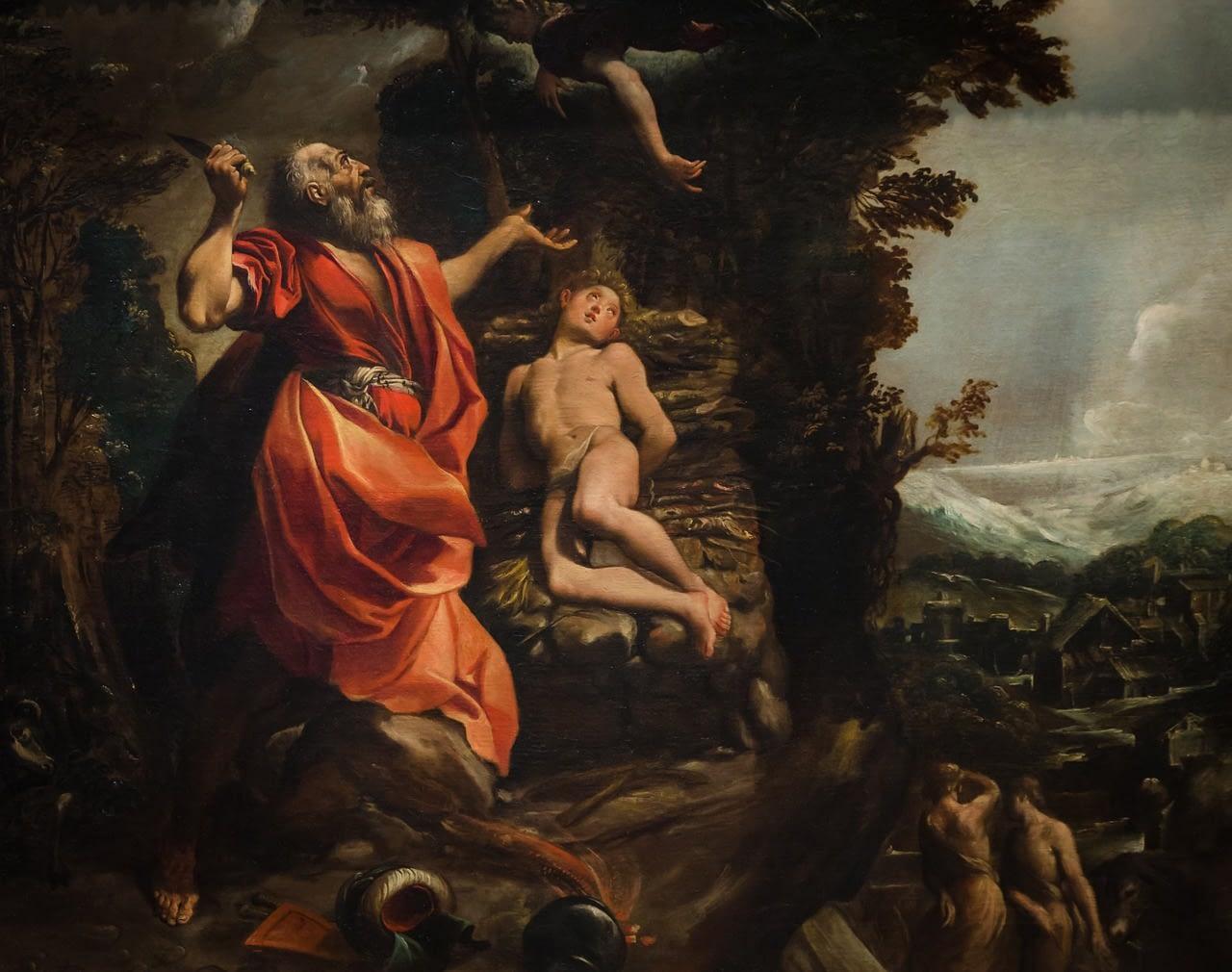 Abraomo ir Izaoko dilema
