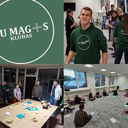 Vilniaus Universiteto Magis klubo susitikimų akimirkos