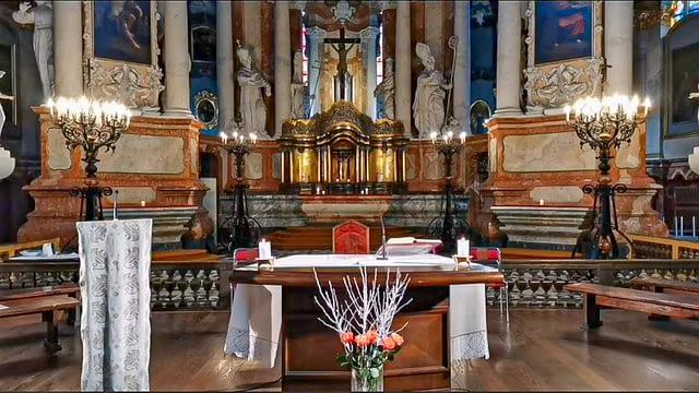 Šv. Jonų bažnyčios altorius