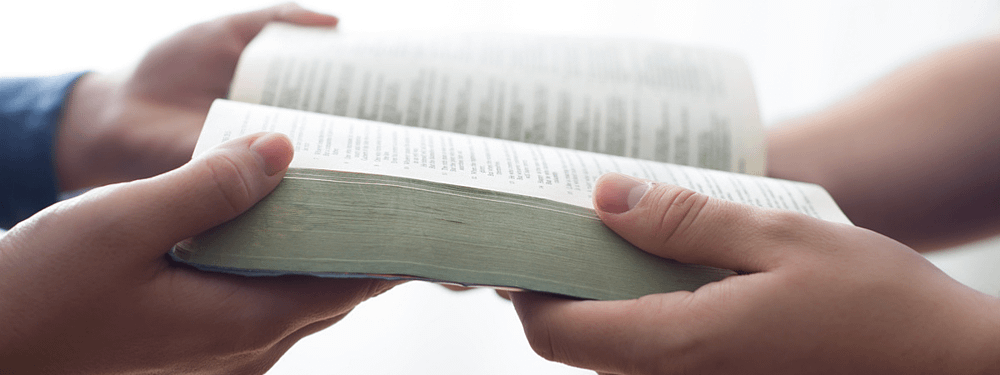 Dalinimasis Biblija