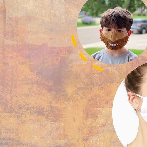 Užgavėnių kaukės