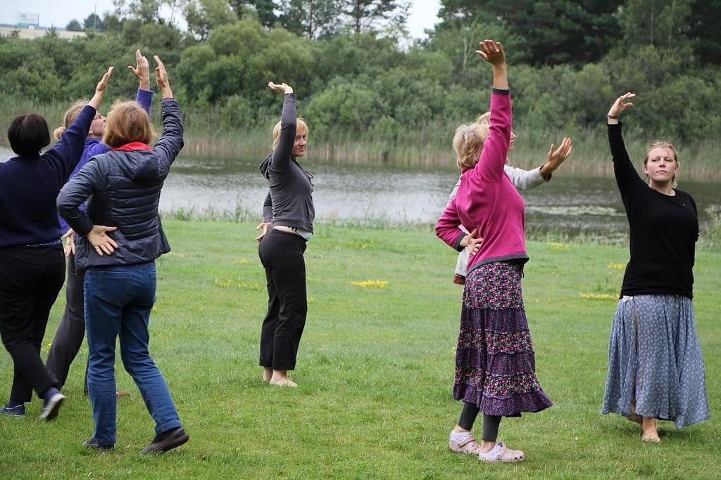 Religiniai šokiai