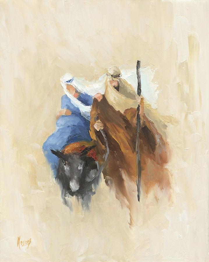 Mike Moyers paveikslas Kelionė į betliejų