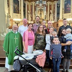 Šeimos su mažais vaikais
