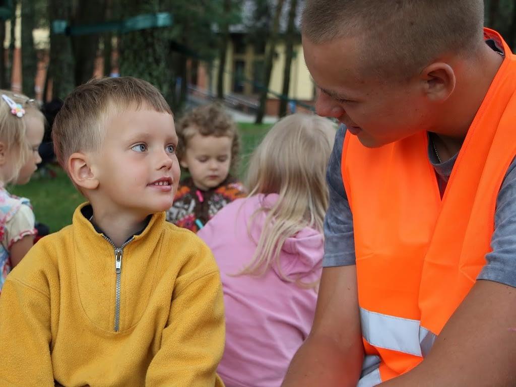 Vaikų užsiėmimas