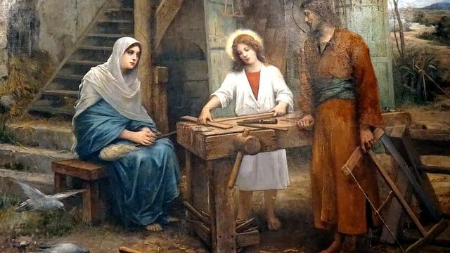Dailidė Jėzus