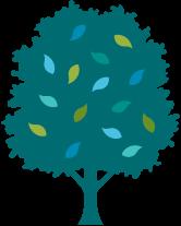 Žaliuojantis medis